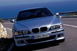 автомобиль BMW E39