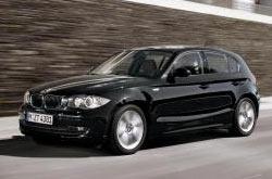 автомобиль BMW E81, E82, E87, E88