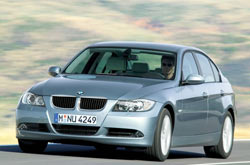 автомобиль BMW E90, E91, E92, E93