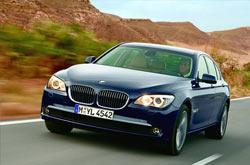 автомобиль BMW F01