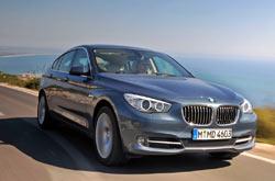 автомобиль BMW 5 Gran Turismo (BMW F07)