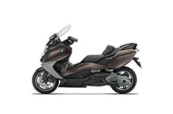 мотоцикл C 650 GT